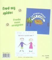 Trois histoires de récréation ; three playtime stories ; 6/9 ans - 4ème de couverture - Format classique