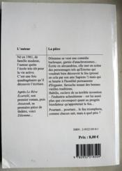 Dilemme - 4ème de couverture - Format classique