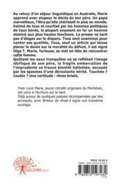 Briseur De Reves - 4ème de couverture - Format classique