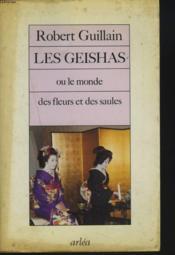 Geishas (Les) - Couverture - Format classique
