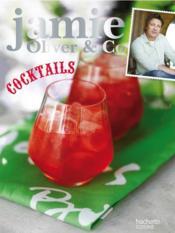Jamie . cocktails - Couverture - Format classique
