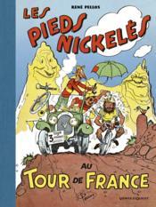 Les pieds nickelés au tour de France - Couverture - Format classique