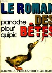 Le Roman Des Betes. Albums Du Pere Castor. - Couverture - Format classique