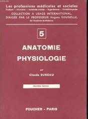 Anatomie Physiologie N°5 - Couverture - Format classique
