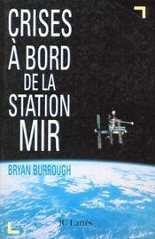 Crise A Bord De La Station Mir - Intérieur - Format classique