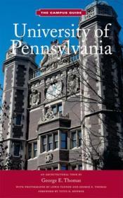 Univ.Pensilvanya /Anglais - Couverture - Format classique