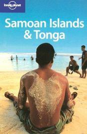 Samoan islands and tonga (5e édition) - Intérieur - Format classique