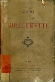 Guillemette. - Couverture - Format classique