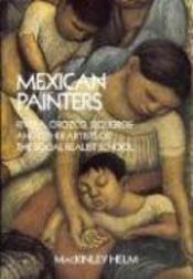 Mexican Painters - Couverture - Format classique