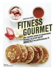 Fitness gourmet - Couverture - Format classique
