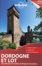 Dordogne et Lot (édition 2016) - Couverture - Format classique