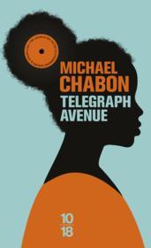 Télégraph avenue - Couverture - Format classique