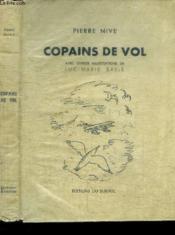 Copains De Vol - Couverture - Format classique