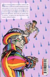 Rohan Kishibe t.2 - 4ème de couverture - Format classique