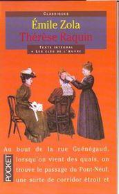 Therese raquin - Intérieur - Format classique