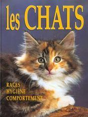 Les chats ; races ; hygiene ; comportement - Intérieur - Format classique