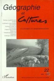 Geographie Et Cultures - Couverture - Format classique