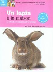 Un lapin à la maison - Intérieur - Format classique