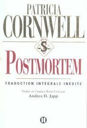 Postmortem - Intérieur - Format classique