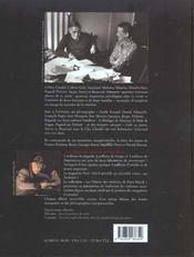 Avec Les Ecrivains Du Siecle - 4ème de couverture - Format classique