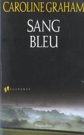Sang Bleu - Intérieur - Format classique