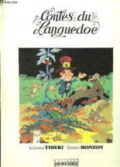 Contes Du Languedoc - Couverture - Format classique