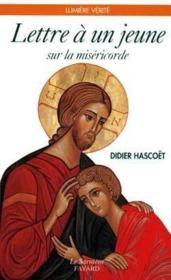 Lettre à un jeune sur la miséricorde - Couverture - Format classique