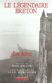 Legendaire Breton (Le) - Intérieur - Format classique