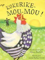 Kokerike Mou-Mou! - Couverture - Format classique