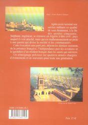 L'Algerie Au-Dela De L'Independance ; Le Pays De L'Ocre Rouge - 4ème de couverture - Format classique