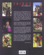 Tribus En Sursis - 4ème de couverture - Format classique