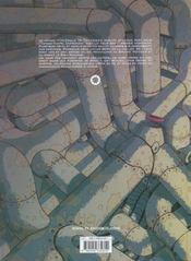 Teknogeo T.1 ; Le Saut De L'Ange - 4ème de couverture - Format classique