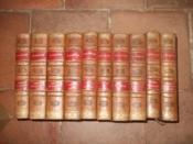 Oeuvres d'Alfred de Musset. (Completes en 10 volumes) - Couverture - Format classique