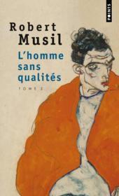 L'homme sans qualités t.2 - Couverture - Format classique