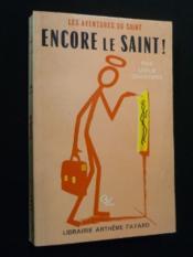 Encore le Saint ! - Couverture - Format classique