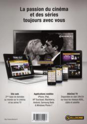 Cine-Passions ; Le Guide Chiffre Du Cinema En France - 4ème de couverture - Format classique