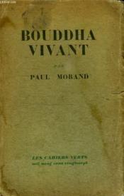 Bouddha Vivant. - Couverture - Format classique