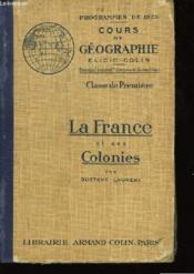La France et ses colonies. - Couverture - Format classique