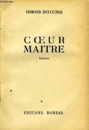 Coeur Maitre - Couverture - Format classique
