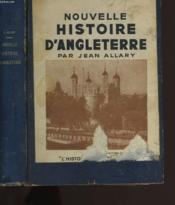 Nouvelle Histoire D'Angleterre. - Couverture - Format classique
