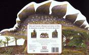 Stegosaure - 4ème de couverture - Format classique