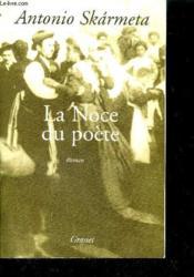 La Noce Du Poete - Couverture - Format classique