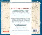 Atlas des pays qui n'existent plus ; 50 Etats que l'histoire a rayés de la carte - 4ème de couverture - Format classique
