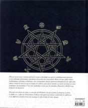 Kodex Metallum ; l'art secret du metal décrypté par ses symboles - 4ème de couverture - Format classique