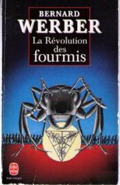 La révolution des fourmis - Couverture - Format classique