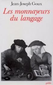 Les monnayeurs du langage - Couverture - Format classique