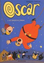 Oscar T.3 ; Les Gadjos Du Cirque - Intérieur - Format classique