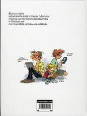 Que du bonheur t.2 ; à moi la garde ! - 4ème de couverture - Format classique