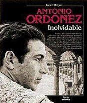 Antonio ordonez - Couverture - Format classique