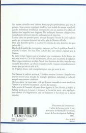 L'Arbre De La Connaissance - 4ème de couverture - Format classique